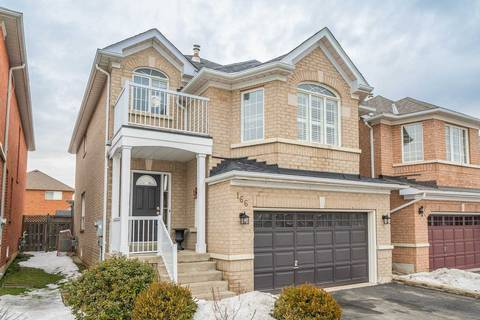 House for sale at 166 Binder Twine Tr Brampton Ontario - MLS: W4385967