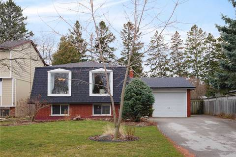 House for sale at 166 Brewer Ct Burlington Ontario - MLS: W4732359