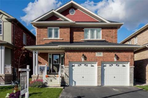 House for sale at 166 Brookview Dr Bradford West Gwillimbury Ontario - MLS: N4958116