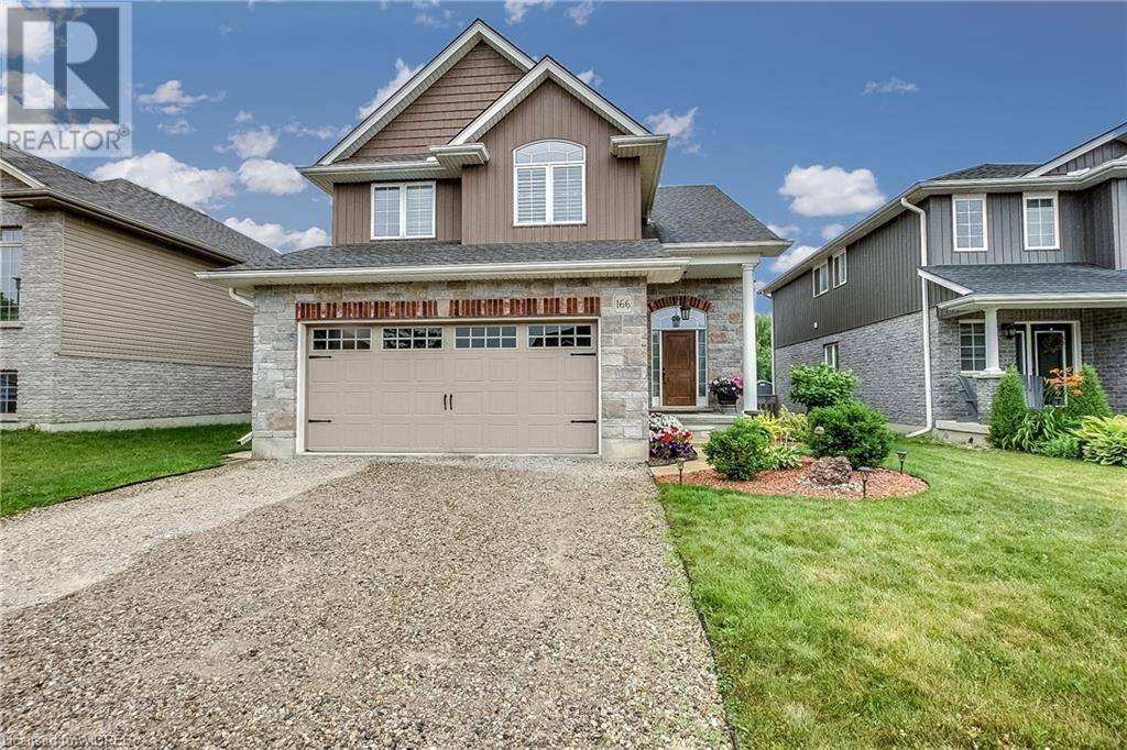 House for sale at 166 Cardinal Dr Woodstock Ontario - MLS: 209932