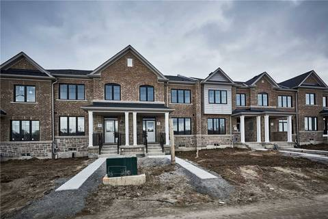 Townhouse for sale at 166 Coronation Rd Whitby Ontario - MLS: E4737078