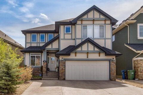 House for sale at 166 Cranarch Circ SE Calgary Alberta - MLS: A1020349