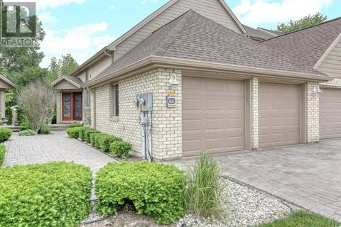 Townhouse for sale at 166 Crystal Harbour  Lasalle Ontario - MLS: 19020135