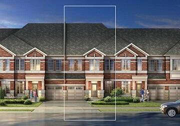 Townhouse for sale at 166 Decast Cres Markham Ontario - MLS: N4591679