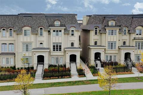 Townhouse for sale at 166 Dorval Dr Oakville Ontario - MLS: W4632749