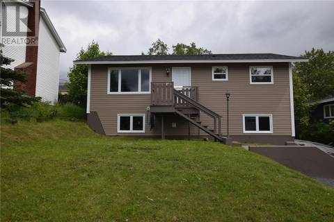 House for sale at 166 East Valley Rd Corner Brook Newfoundland - MLS: 1199176