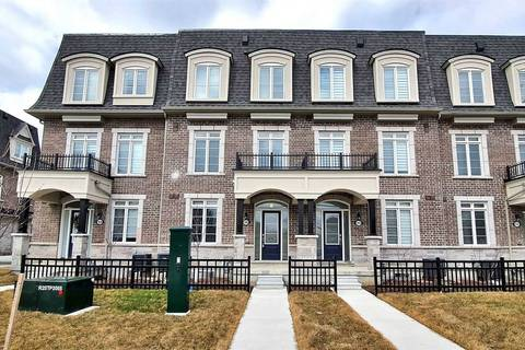 Townhouse for sale at 166 Elgin Mills Rd Richmond Hill Ontario - MLS: N4754652
