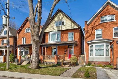 House for sale at 166 Emerald St Hamilton Ontario - MLS: X4458236