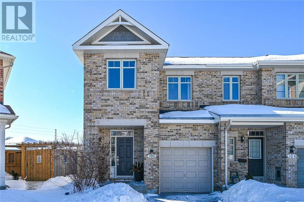 Townhouse for sale at 166 Eye Bright Cres Ottawa Ontario - MLS: 1183338