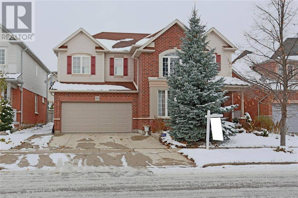 House for sale at 166 Falconridge Dr Kitchener Ontario - MLS: 30791257