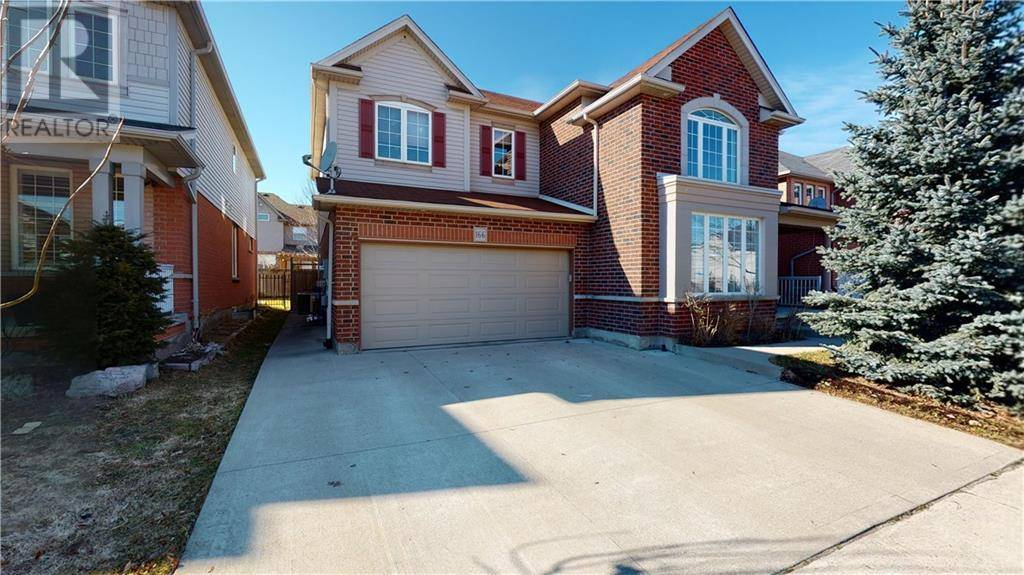 House for sale at 166 Falconridge Dr Kitchener Ontario - MLS: 30799451