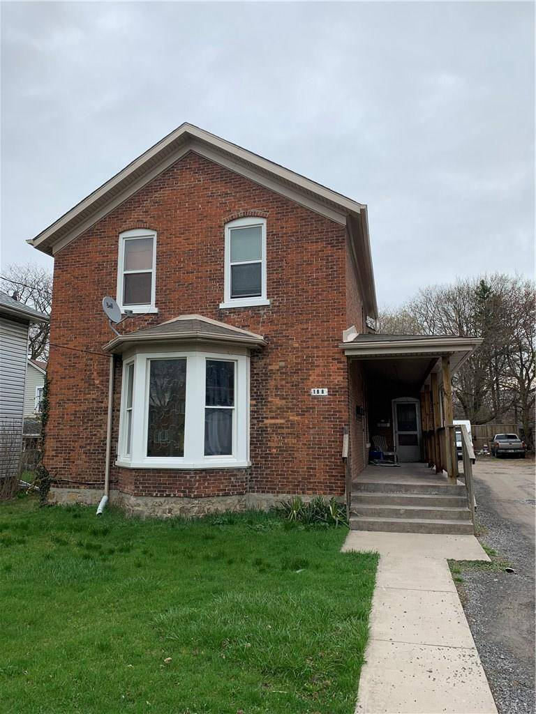 Townhouse for sale at 166 Geneva St St. Catharines Ontario - MLS: 30727939