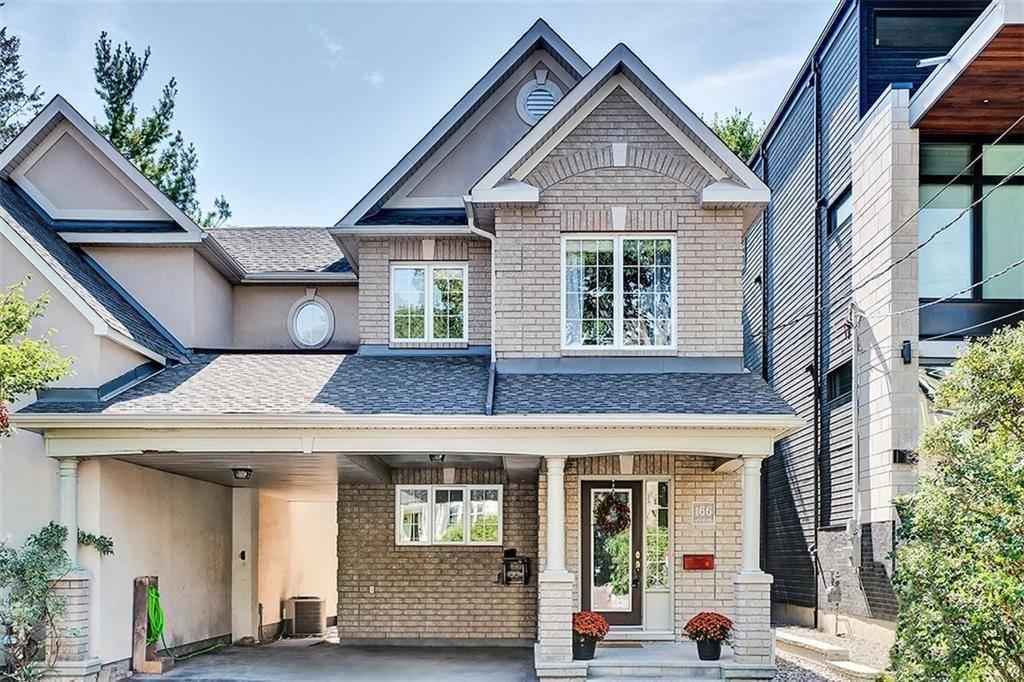 House for sale at 166 Glen Ave Ottawa Ontario - MLS: 1171750