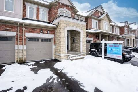Townhouse for sale at 166 Golden Springs Dr Brampton Ontario - MLS: W4693195