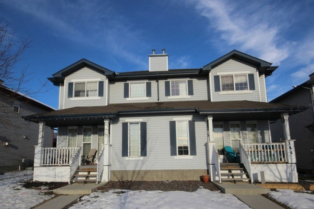 For Sale: 166 Hemingway Road, Edmonton, AB | 3 Bed, 2 Bath Townhouse for $299,900. See 15 photos!
