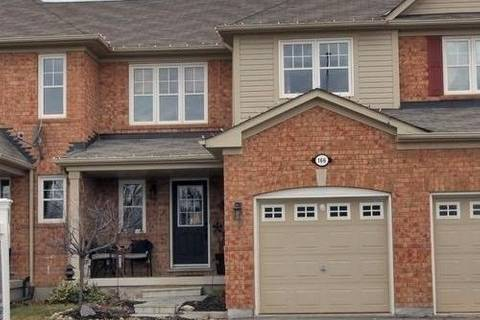 Townhouse for sale at 166 John W Taylor Ave New Tecumseth Ontario - MLS: N4416233