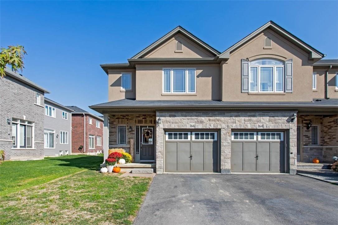 Townhouse for sale at 166 Kinsman Dr Binbrook Ontario - MLS: H4090690