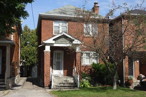 House for sale at 166 Lawrence Ave Toronto Ontario - MLS: C4586058
