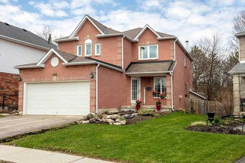 House for sale at 166 Lisa Marie Dr Orangeville Ontario - MLS: W4535760