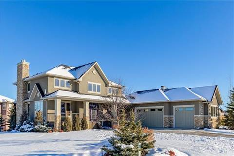 House for sale at 166 Montenaro Cres Rural Rocky View County Alberta - MLS: C4259218