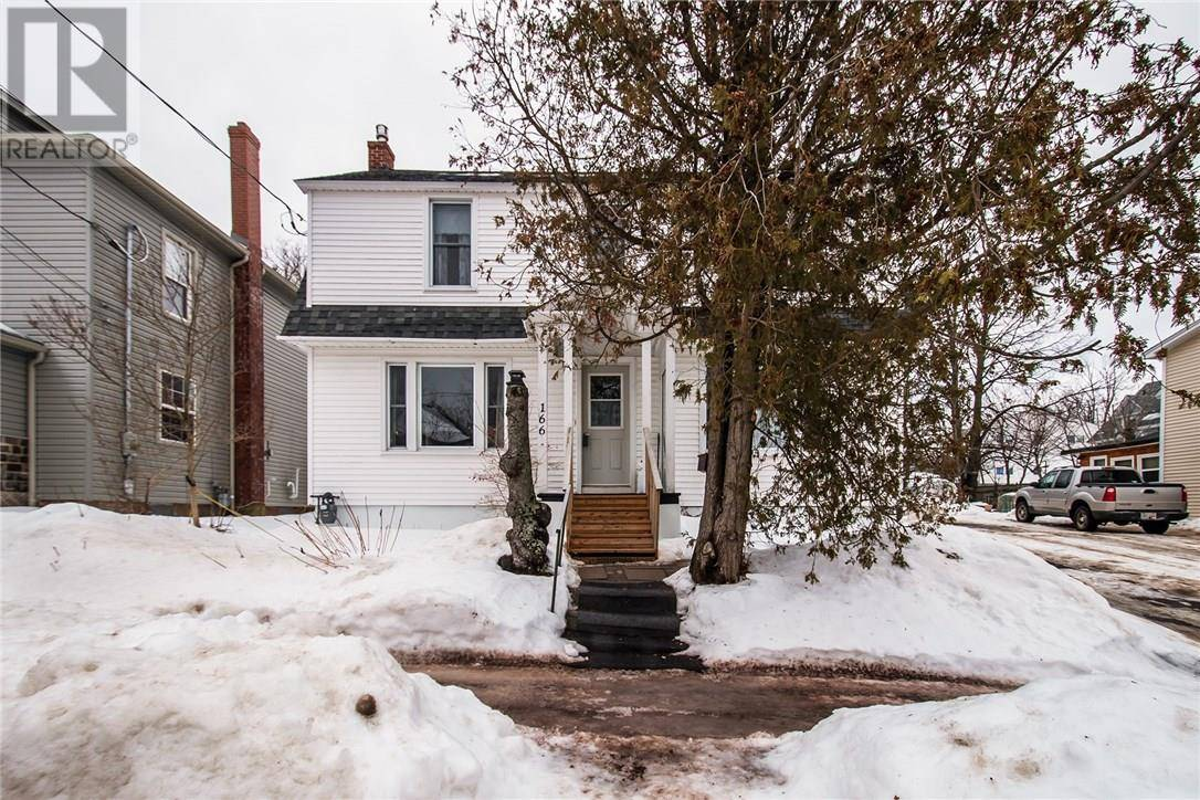 House for sale at 166 North St Moncton New Brunswick - MLS: M127071