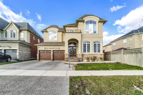 House for sale at 166 Pannahill Dr Brampton Ontario - MLS: W5002937