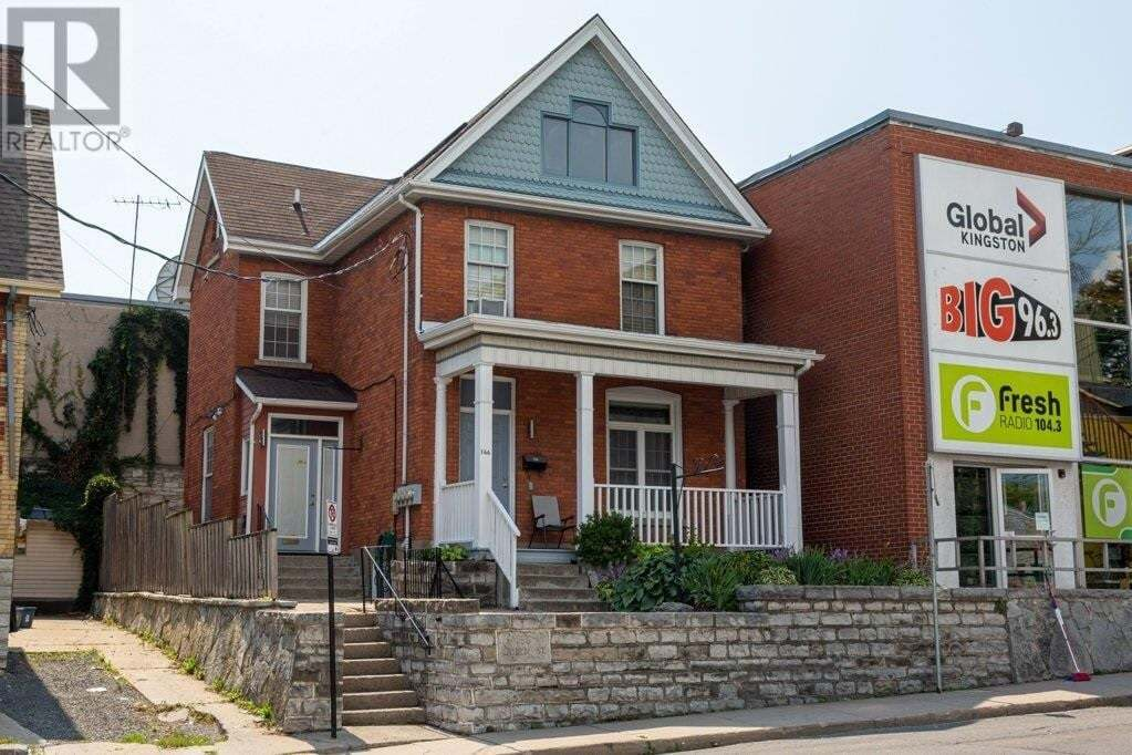 Townhouse for sale at 166 Queen St Kingston Ontario - MLS: K20004959