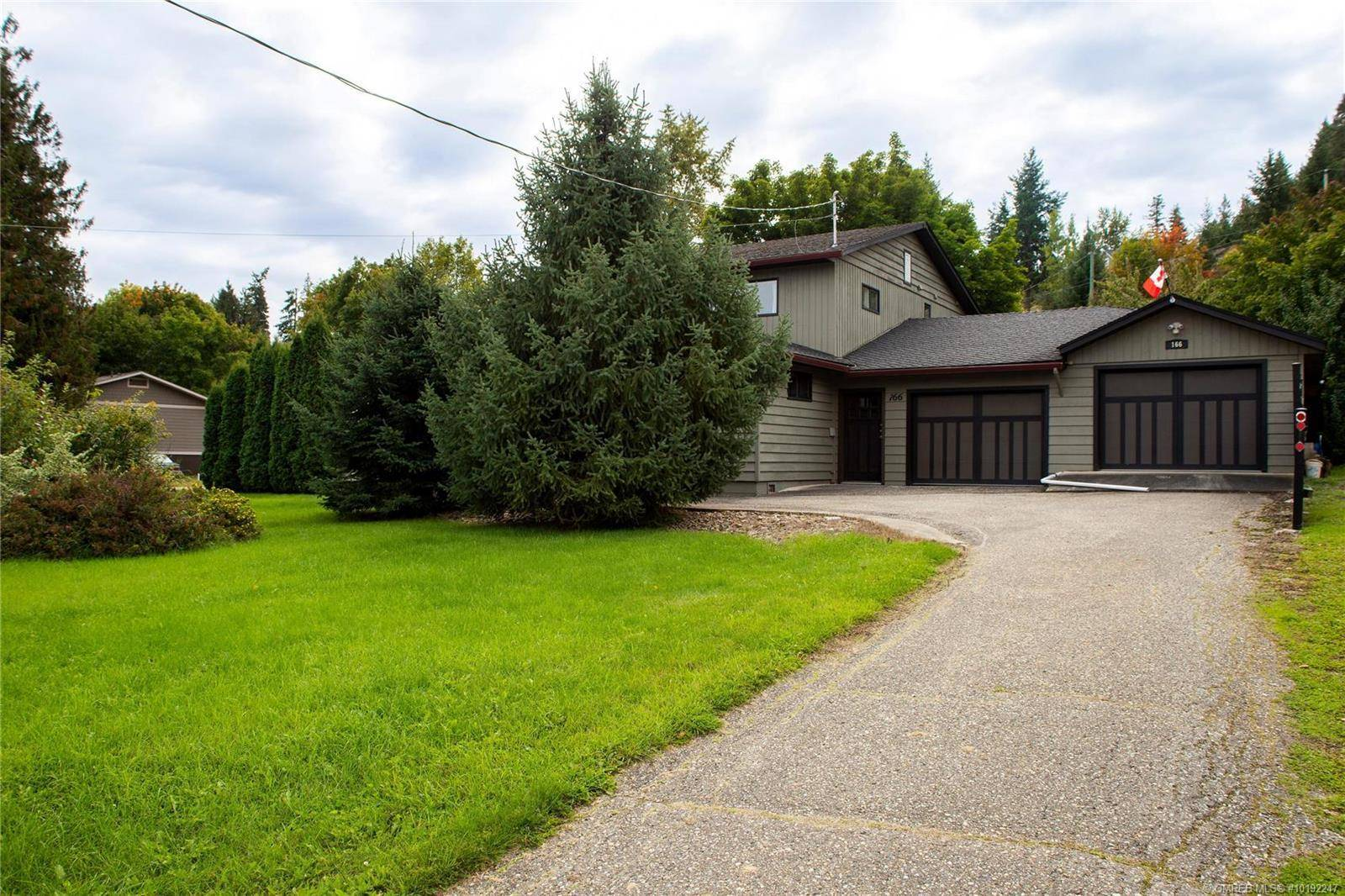House for sale at 166 Salmon Arm Dr Enderby British Columbia - MLS: 10192247