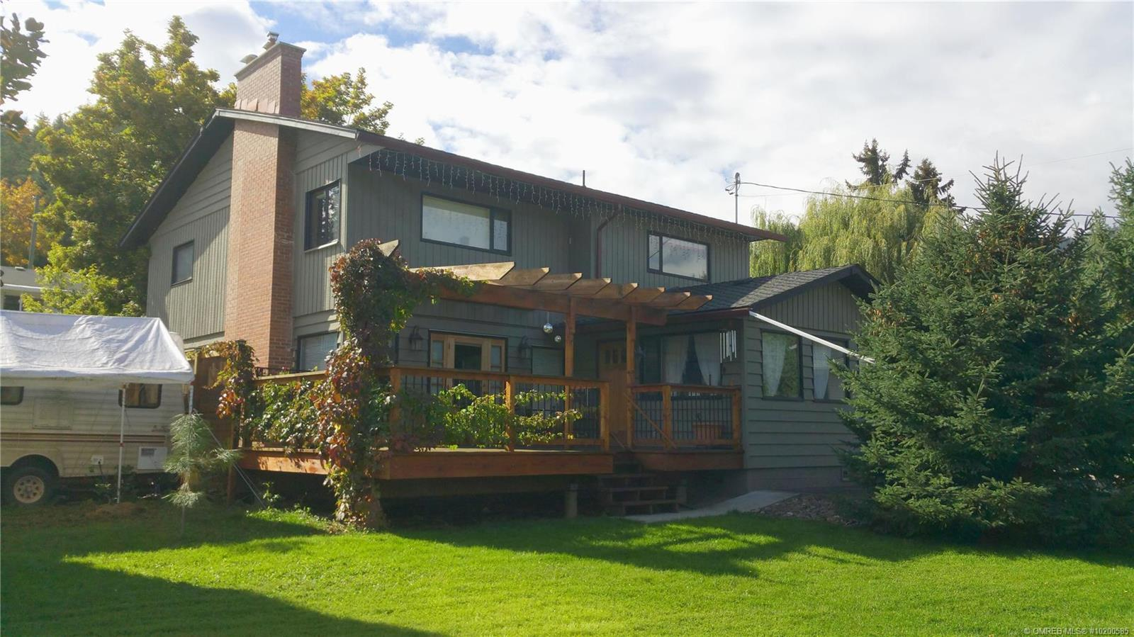 Removed: 166 Salmon Arm Drive, Enderby, BC - Removed on 2020-06-29 23:24:32