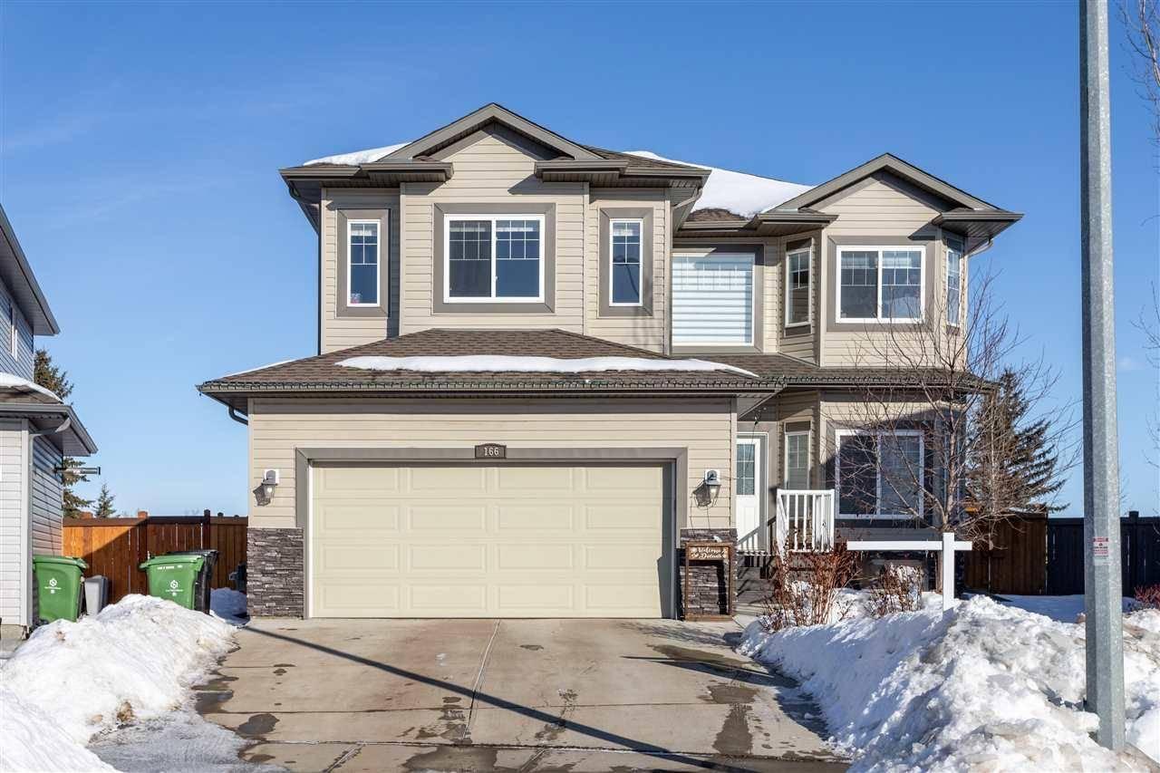 House for sale at 166 Sonora Cres Fort Saskatchewan Alberta - MLS: E4187154