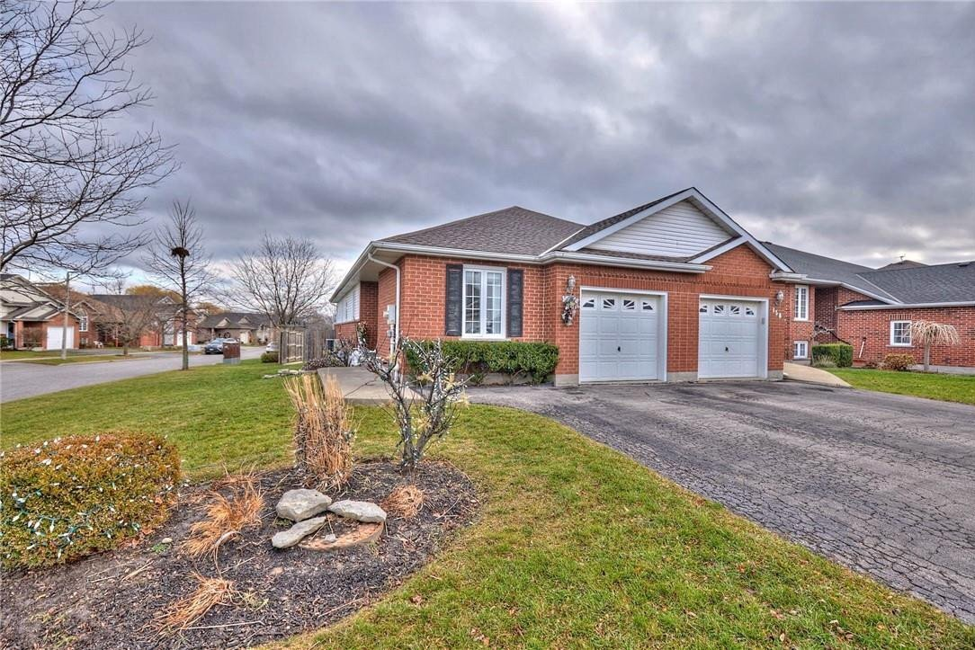 House for sale at 166 St. Lawrence Dr Welland Ontario - MLS: H4093584