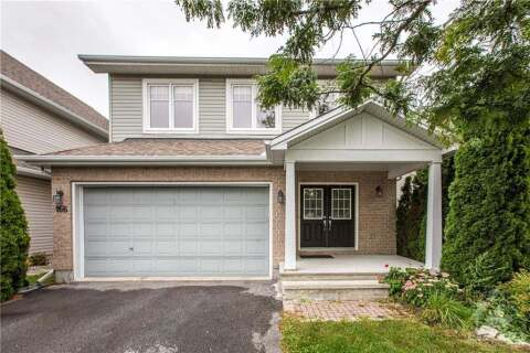 House for sale at 166 Steeple Chase Dr Ottawa Ontario - MLS: 1204337