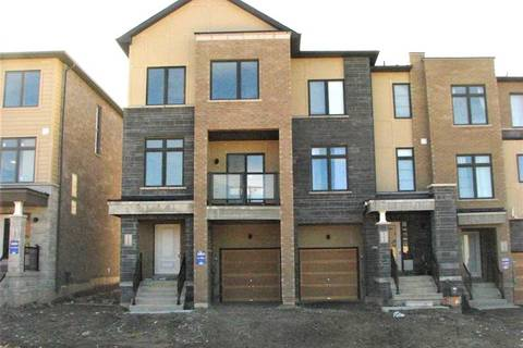Townhouse for sale at 166 Tango Cres Newmarket Ontario - MLS: N4420143