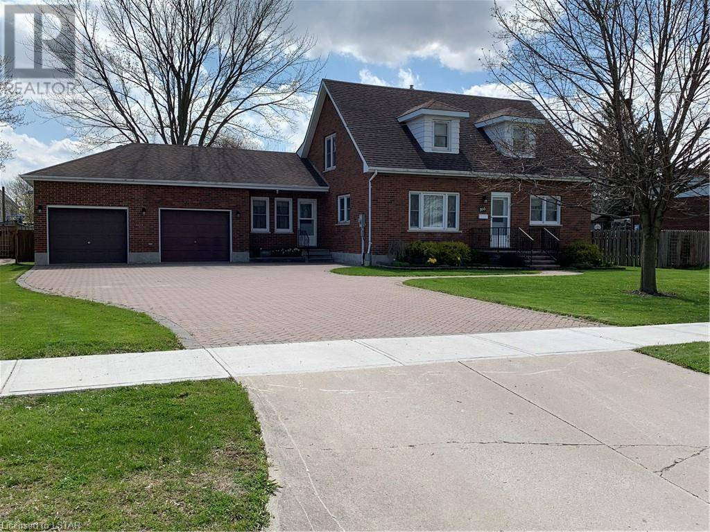 House for sale at 166 Victoria St Glencoe Ontario - MLS: 256649