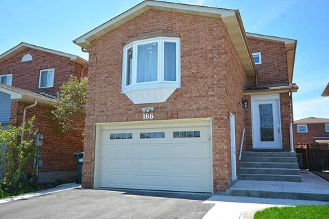 House for sale at 166 Wexford Rd Brampton Ontario - MLS: W4454882