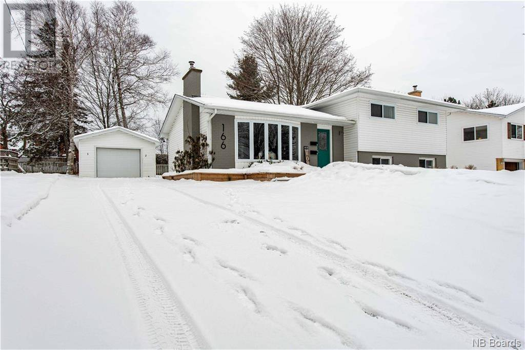 House for sale at 166 Willingdon St Fredericton New Brunswick - MLS: NB040816