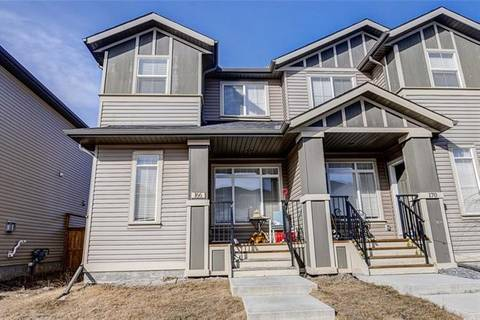 Townhouse for sale at 166 Willow Green Cochrane Alberta - MLS: C4289275