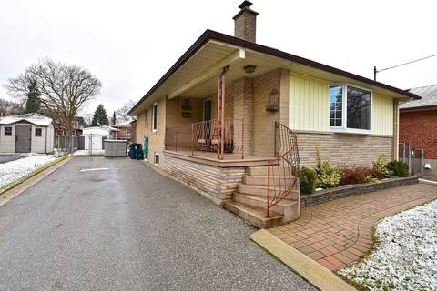 House for sale at 166 Wincott Dr Toronto Ontario - MLS: W4730887