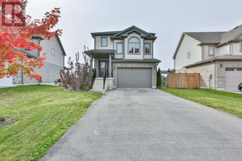 House for sale at 166 Woodway Tr Simcoe Ontario - MLS: 40034383
