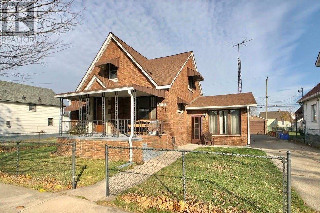 House for sale at 1660 Albert  Windsor Ontario - MLS: 20015736