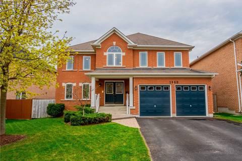 House for sale at 1660 Ballantrae Dr Oshawa Ontario - MLS: E4456061
