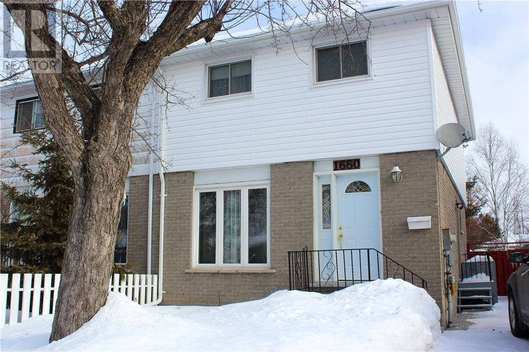 House for sale at 1660 Havenbrook Dr Sudbury Ontario - MLS: 2084156