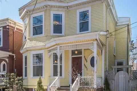 Townhouse for sale at 1660 Robie St Halifax Nova Scotia - MLS: 201905888
