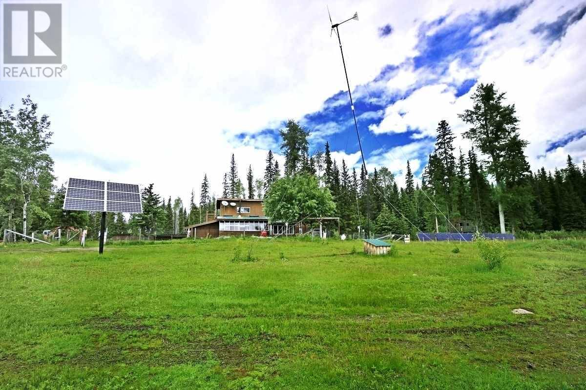 House for sale at 1660 Service Rd Horsefly British Columbia - MLS: R2380552