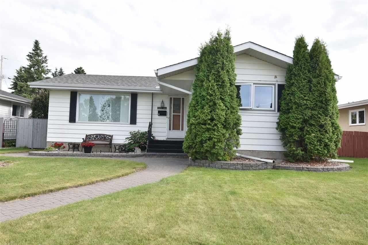 House for sale at 16609 94 Av NW Edmonton Alberta - MLS: E4203865
