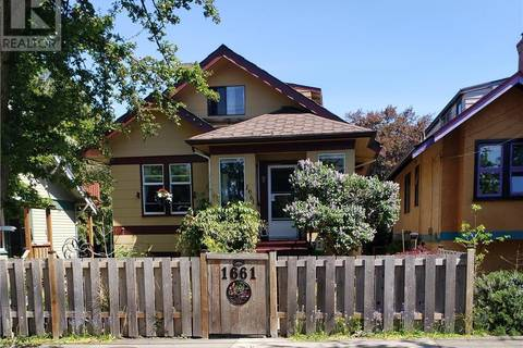 House for sale at 1661 Fell St Victoria British Columbia - MLS: 413473
