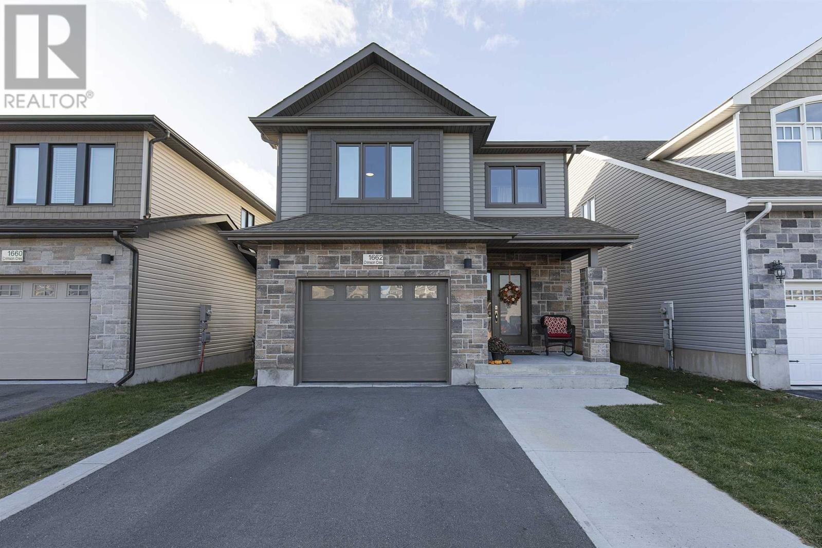 House for sale at 1662 Crimson Cres Kingston Ontario - MLS: K20006650