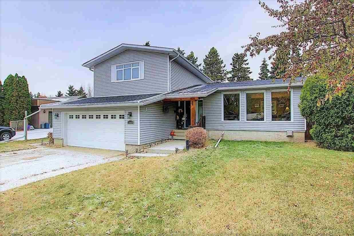 House for sale at 16628 78 Av NW Edmonton Alberta - MLS: E4218984