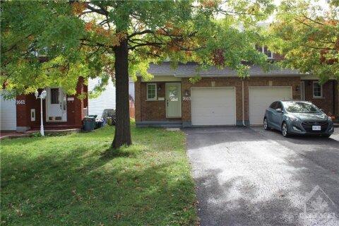Home for rent at 1663 Jobin Cres Ottawa Ontario - MLS: 1221828