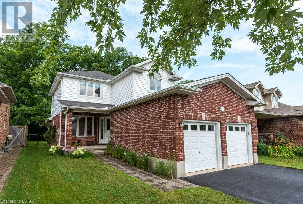 House for sale at 1663 Jubilee Dr London Ontario - MLS: 214011